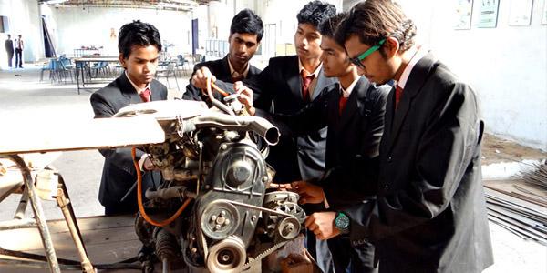 Diploma In Mechanical Engineering