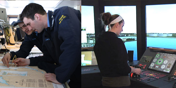 ITI In Vessel Navigator Marine Course