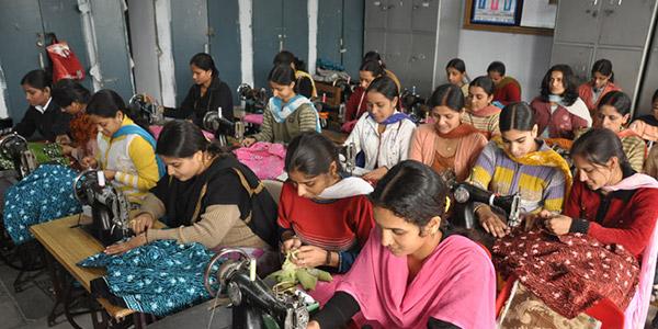 ITI in Dress Making