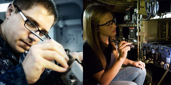 ITI in Information Technology and Electronics Systems Maintenance