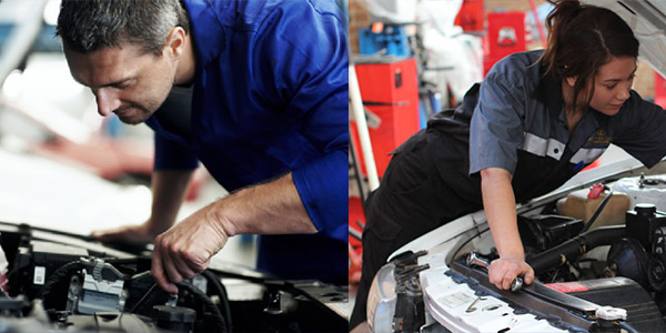 ITI in Mech Repair & Maintenance of Light Vehicles
