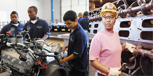 ITI in Mechanic Diesel
