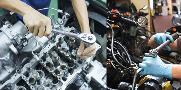 ITI in Mechanic Machine Tool Maintenance
