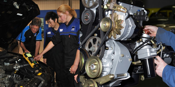 ITI in Mechanic Motor Vehicle