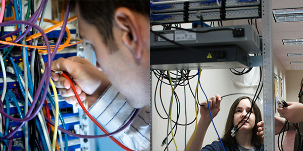 ITI in Network Technician