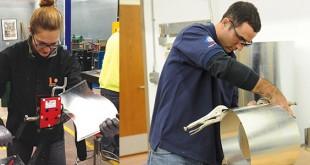 ITI in Sheet Metal Worker