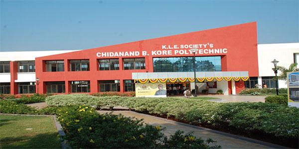 K L E Society's Chidanand B Kore Polytechnic